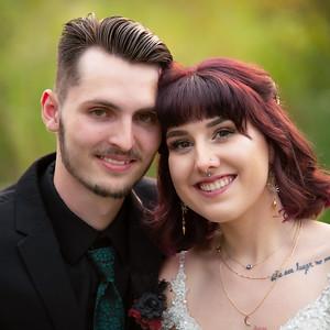 Skyler and James' Wedding Photos