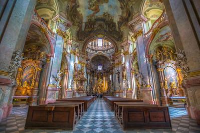 Prague St Nicholas Church