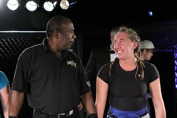 Amanda Wyatt vs Leah Letson