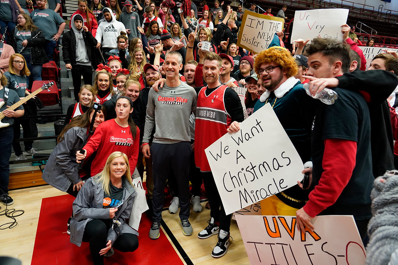 College Game Day visits