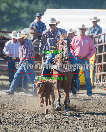WOS 2016 Riding Roping and Wrestling Slack