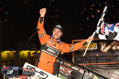 Williams Grove National Open - WoO Sprints - 10/2/20 - Paul Arch