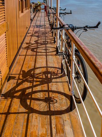 Pandaw Cruise - Day 1