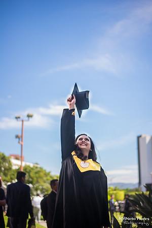 Graduación Mónica Bolaños