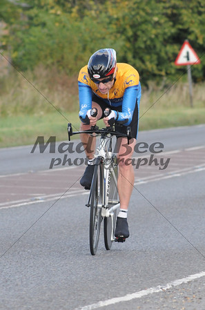 East Anglian VTTA The Leo 30 - Alan Shorter Memorial Time Trial - 6th October 2012