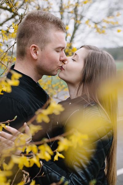 Liam & Natalie's Engagement Shoot