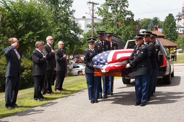 WWII Airman laid to rest