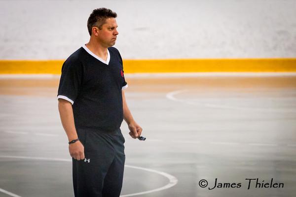 Game, May 29, 2013 Calgary Rockies vs Okotoks Ice