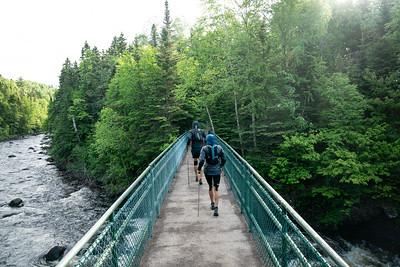Superior Hiking Trail FKT // UltraRunning Magazine