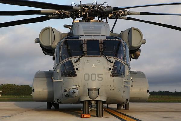 "US Marine Corps CH-53K ""King Stallion"", Pensacola, 26Jun21"