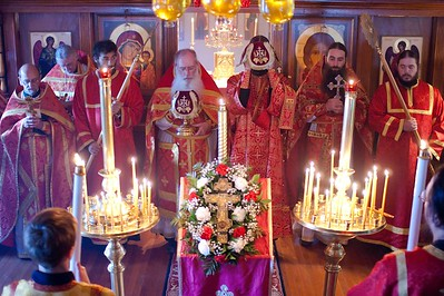 Exaltation of the Cross (2009)