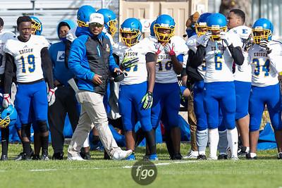 10-15-20 Minneapolis Edison at Brooklyn Center Football