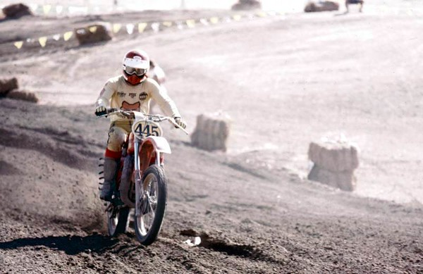 Madera, California - Motocross