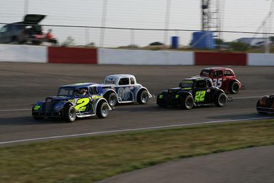 Legends July 21st at I-94 Speedway