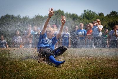 2019-08-16 - Lyman Bulldog Softball Camp - Sliding