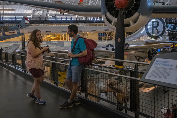 Udvar-Hazy Air and Space Center 8-18-19