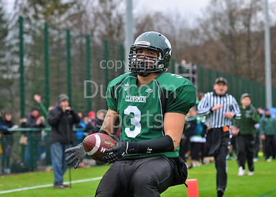 Stirling Clansmen v Sheffield Hallam Warriors