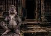 Banteay Srei temple.  Siem Reap, Cambodia -2017