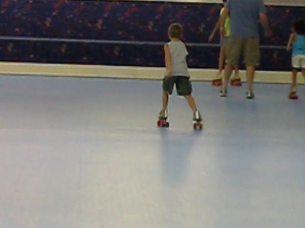 roller skating 2 vacation 2008 .AVI