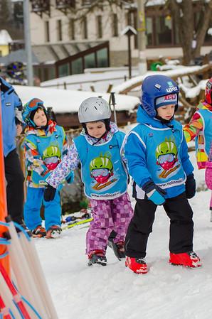 2015 01 30 Kurs narciarski