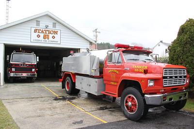 Middleport Fire Company buys Tanker Truck, Middleport (11-22-2013)