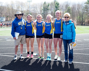 2016-04-30 State Relays 4x800m Girls