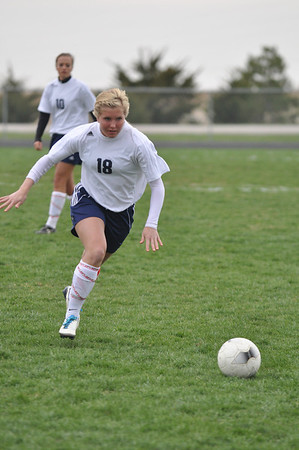 Var Girls Soccer vs Elkhorn South, 4-21-11