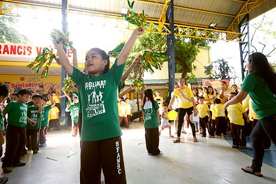 SIGLAKAS 2014 Cheer Dance Preschool to Grade 3
