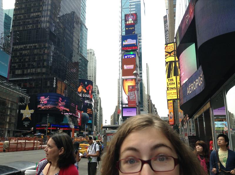 005_New York City. Times Square. Joelle.jpg