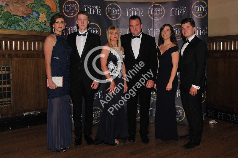 Swansea Life Awards 2017