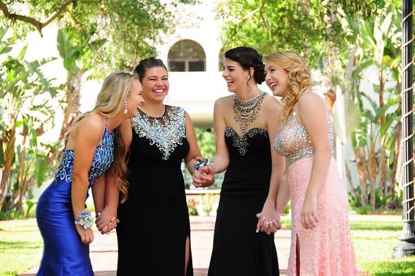 Jessica and Crew Prom 2016