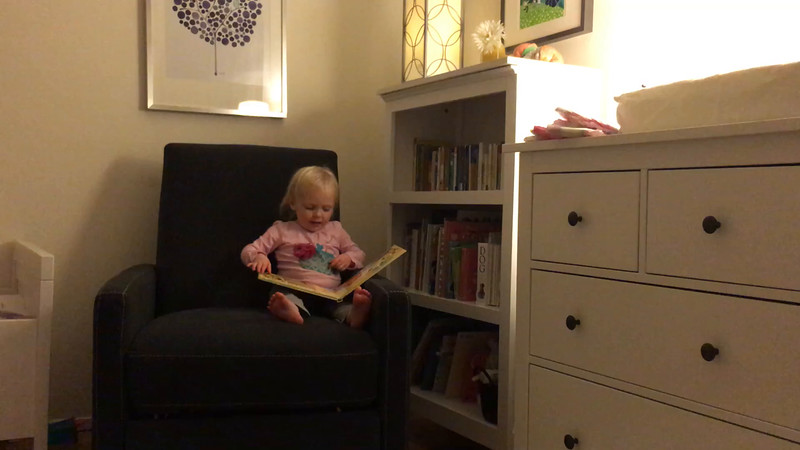 20160215 017 Katie reads to herself.MOV