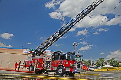 Palisades Park Ladder Wetdown 6-10-17