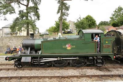 Forest Of Dean Steam Railway - Set 17