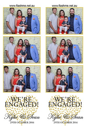 Kylie & Sean's Engagement Party - 29 October 2016