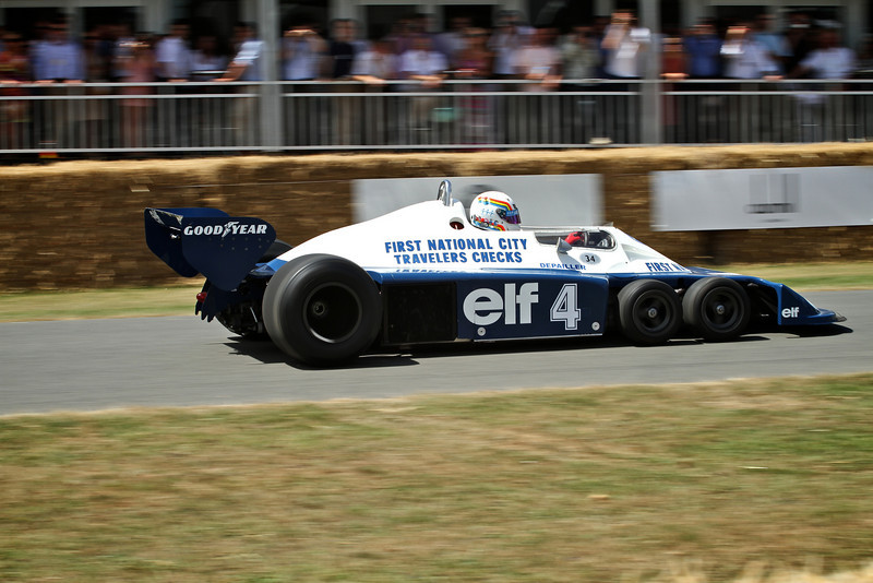 Tyrell-Cosworth P34 (1976)