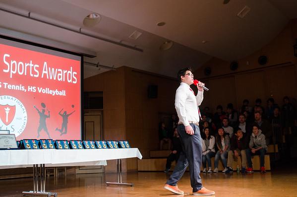 HS Fall Sports Awards