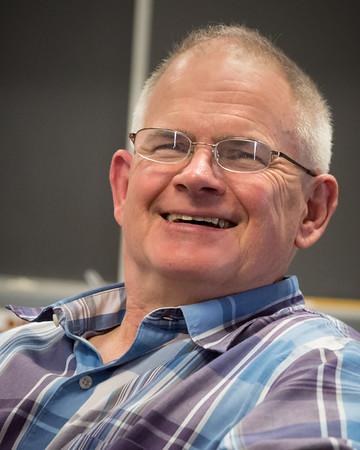 Dave Guthrie Retirement 2014