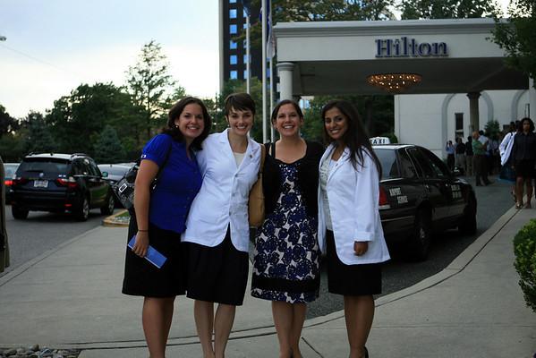 Drexel College of Medicine- White Coat Ceremony 2008