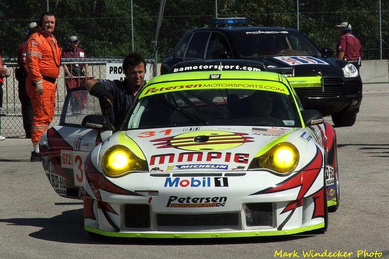 GT-Petersen Motorsports Porsche 996 GT3-RSR