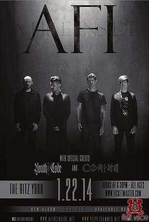 AFI January 22, 2014
