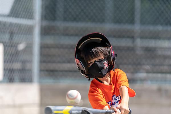 2021 New West Baseball Rally Cap