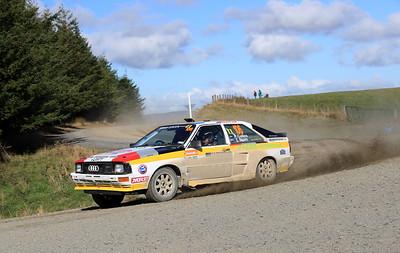 Rally Otago 2018 - Classic 4WD