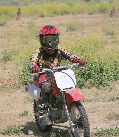 SongDog motorcycle riding