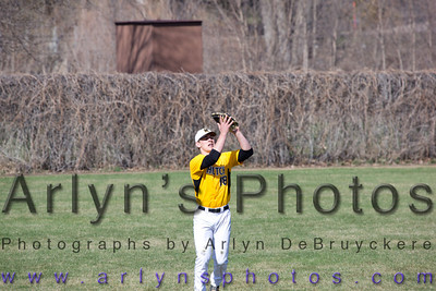 Hutch Baseball vs GSL