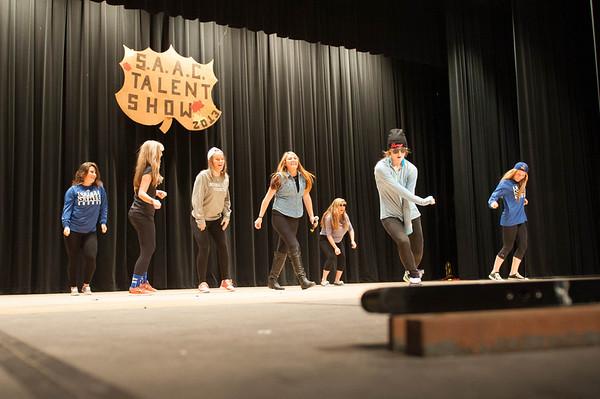Student Athlete Talent Show