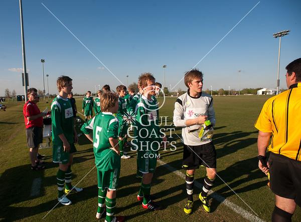 2012-03-26 Soccer Varsity Boys Stavanger Norway All-Stars @ Dynamo Academy @ DA