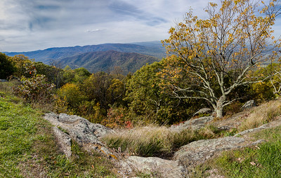 Blue Ridge Parkway/Skyline Drive, Virginia