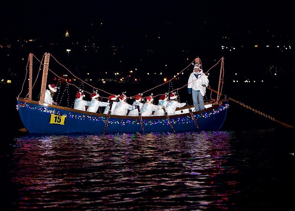2018  Oakland Lighted Yacht Parade