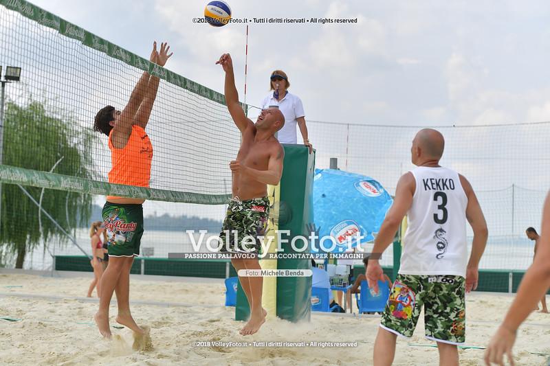 """5ª Edizione Memorial """"Claudio Giri"""" presso Zocco Beach San Feliciano PG IT, 25 agosto 2018 - Foto di Michele Benda per VolleyFoto [Riferimento file: 2018-08-25/ND5_9100]"""